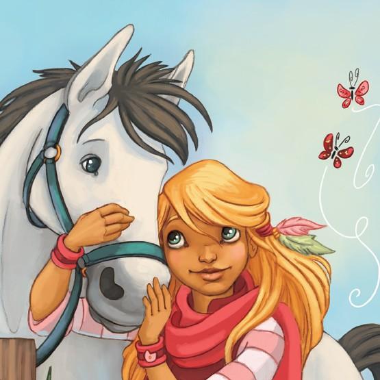 """15 histoires de chevaux""  Hemma Editions- octobre 2013"