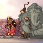 danseuse-hindou