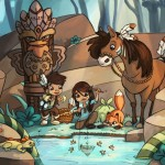 La pêche magique